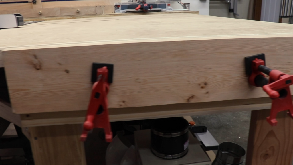 Assembly Table Vise