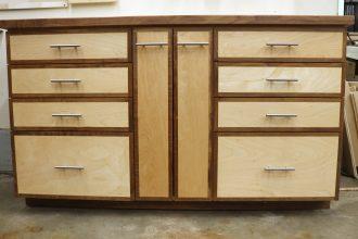 Shop Storage Cabinet